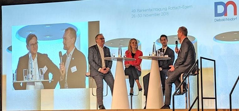 Podiumsdiskussion der Bankenfachtagung: Die Rottacher Gespräche<q>ITFM</q>