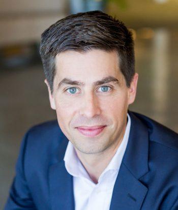 Ryan Grenier, Geschäftsführung des main incubator