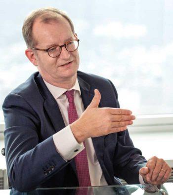 Martin Zielke, Vorstandsvorsitzender der Commerzbank<q>Commerzbank