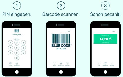 it-finanzmagazin.de - IT Finanzmagazin - Bluecode: Mobile Payment FinTech mit langem Atem - Hintergründe (Teil1)