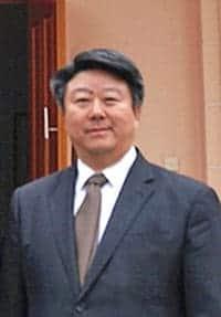 Cai Jianbo, CEO UnionPay