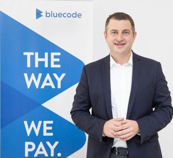 Christian Pirkner, CEO Bluecode