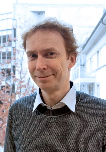 Dr. Gregor Heinrich - neuer CTO Creditshelf