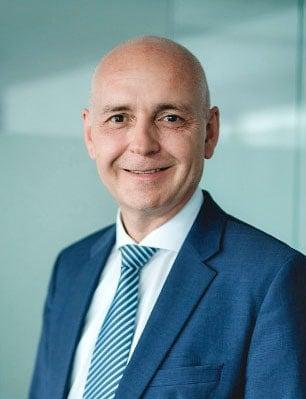 Martin Hipp, Vorstand der FinMatch