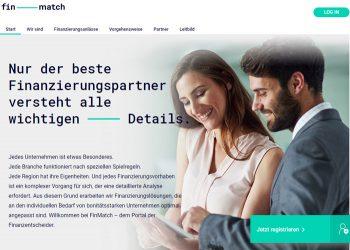 FinMatch-Website