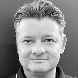 Nick Riegger, Geschäftsführer Efficient Scale