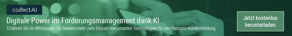 CollectAI - Digitale Power im Forderungsmanagement dank KI