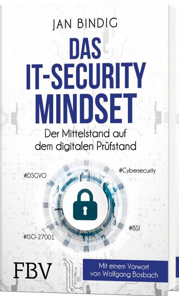 Buchcover: Das IT-Security Mindset