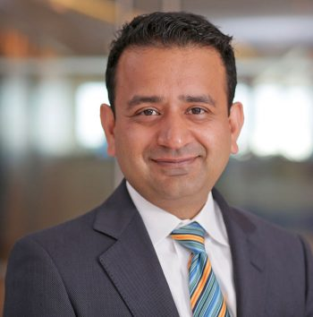 Plädiert für Cloud Computing, Blockchain, RPA, IA & AI: Mohit Joshi, President and Head of Banking, Financial Services & Insurance, Healthcare and Life Sciences von Infosys