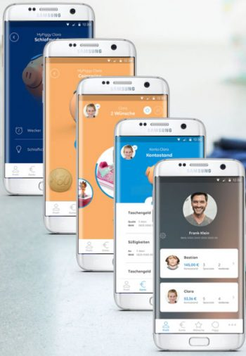 MyPiggy ist weit mehr als eine App - es wird ein Konzept aus viele Elementen: Die App gehört natürlich dazu.