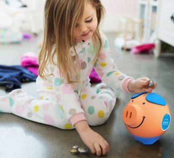 MyPiggy: Nicht nur Sparschwein, sondern Smart-Sparschein mit USB-Ladegerät ... und eventuell auch Anbindung zur App?
