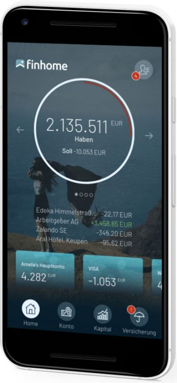 finhome als White-Label-App