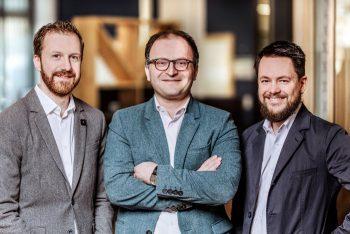 Raisin-Gründer: Freund, Georgadze und Stephan