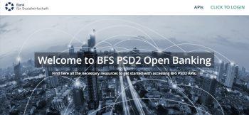 PSD2-Testportal der Bank für Sozialwirtschaft