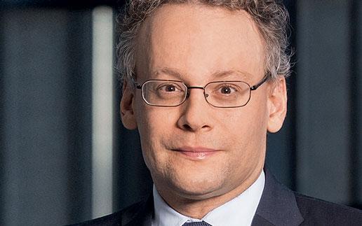 Dr. Guido Zimmermann als Senior Economist im Research der Landesbank Baden-Württemberg