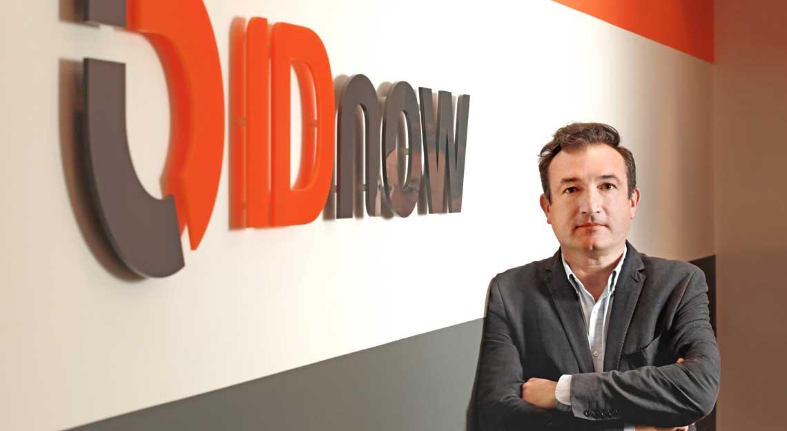 Rupert Spiegelberg, IDnow-CEO