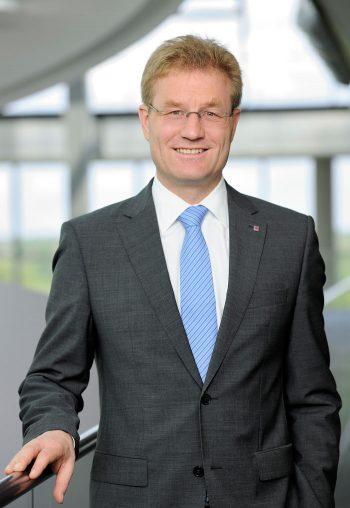 Dr. Jan Wicke, CIO Talanx-Konzerns und Aufsichtsratsvorsitzender HDI Systeme