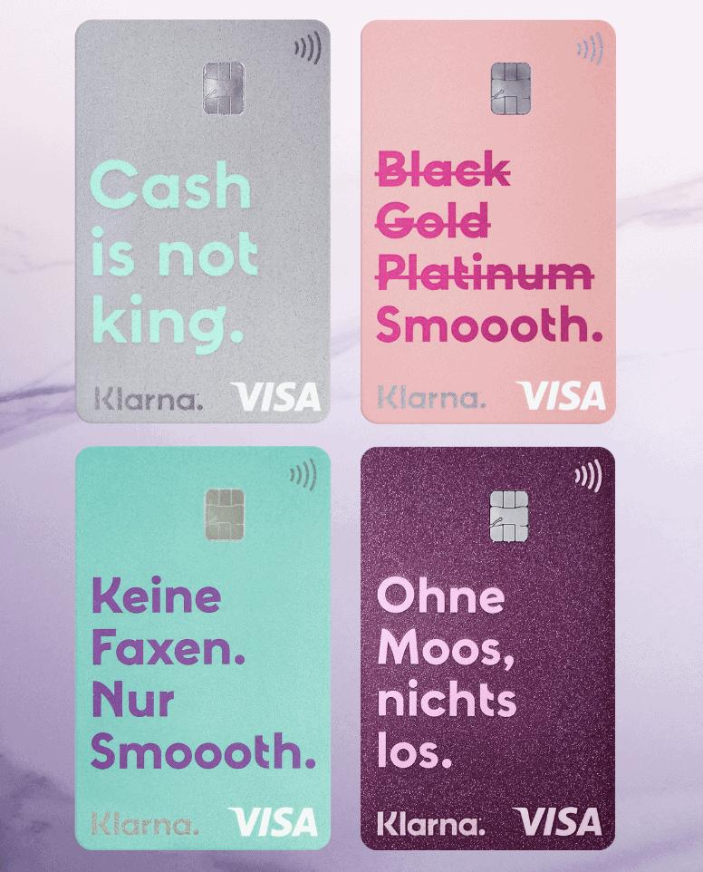 Visa Karte Sicherheitscode.Apple Pay Nun Auch Mit Visa Card Von Klarna It Finanzmagazin