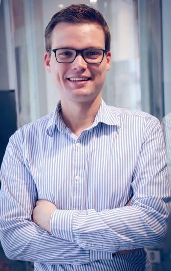 Alex Bierhaus, CTO Compeon