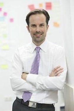 Daniel Berndt, Chief Client Officer von WeltSparen