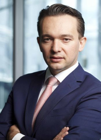 Lukasz Januszewski, Markets-Vorstand der RBI-Gruppe