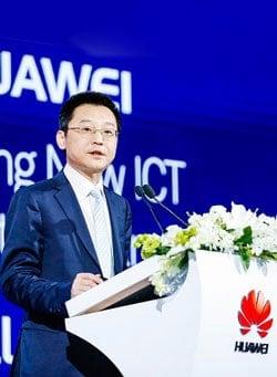 Ma Yue, Vice President von Huawei Enterprise