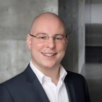 Martin Moeller, Digital Transformation Principal für Banking & Finance in Westeuropa bei Microsoft