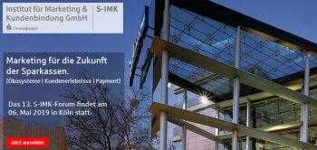 S-MM übernimmt alle Anteile der S-IMK