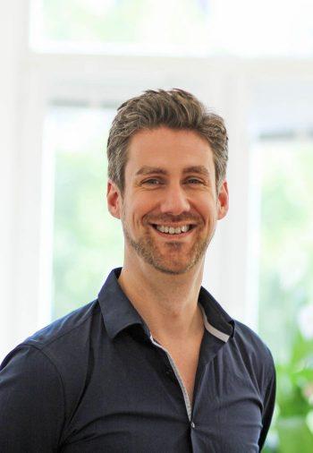 Björn Waide, Informatiker und CEO smartsteuer