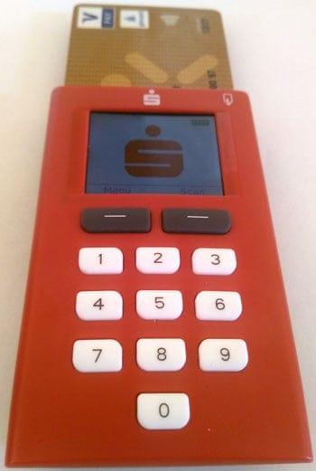 chipTAN-Verfahren - auch mit bankfremden Karten