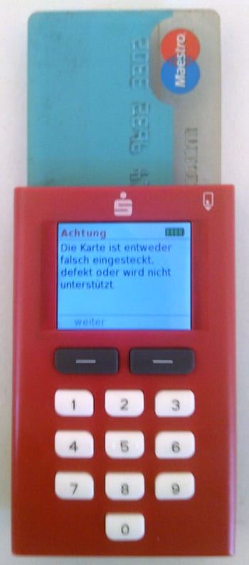phototan lesegerät deutsche bank