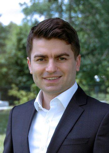 Sieht DLT als die Anwendung im int. Zahlungsverkehr: Andreas Belosjorow, Senior Vice President INTL FCStone