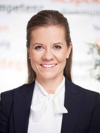 Expertin für IT-Governance: Astrid Milde, Senior Managerin Cofinpro