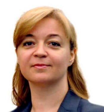 Daniela Chikova, Partner Financial Services A.T. Kearney