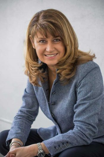 Christiane Neumüller, SIA Country Manager