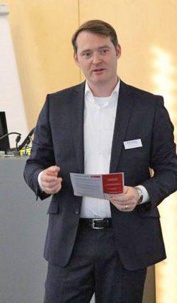 Florian Hartmann, Geschäftsführer Emporias