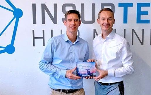 Insurtech hub munich bekommt mit build38 mobile security for Stellenanzeigen in munchen
