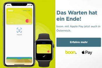 Boon - Kontoführend ist die Wirecard Bank