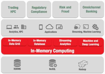 In-Memory Computing Layer