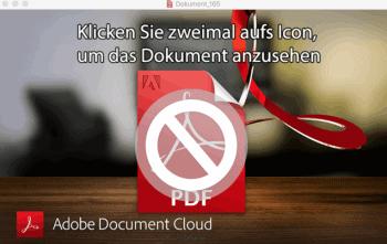 MacOS-Nutzer greift Retefe mit Hilfe gefälschter Adobe-Software an Proofpoint