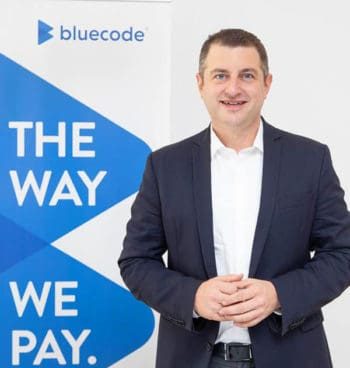 Christian Pirkner, CEO der Blue Code International