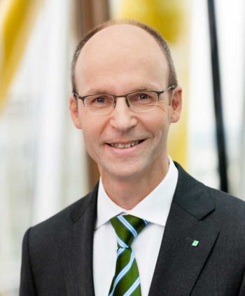 Dr. Mathias Kleuker, LVM-Vorstandsvorsitzender