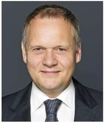 Dr. Michael Peterseim, CFO der KaDeWe Group