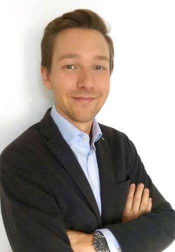 Sebastian Kauck, Cluster Lead Commerzbank