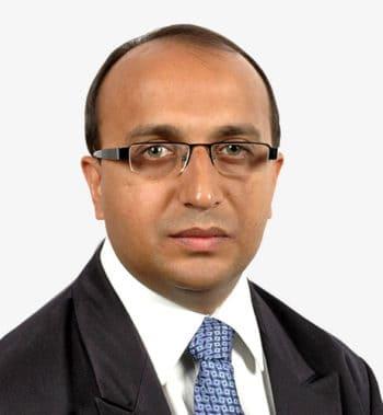 Dr. Ashok Hegde, Vice President Infosys