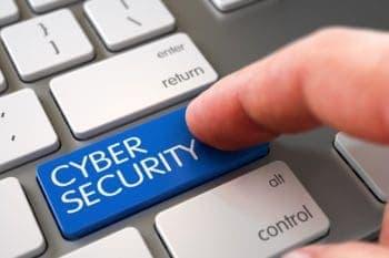Smybolbild Cybersicherheit