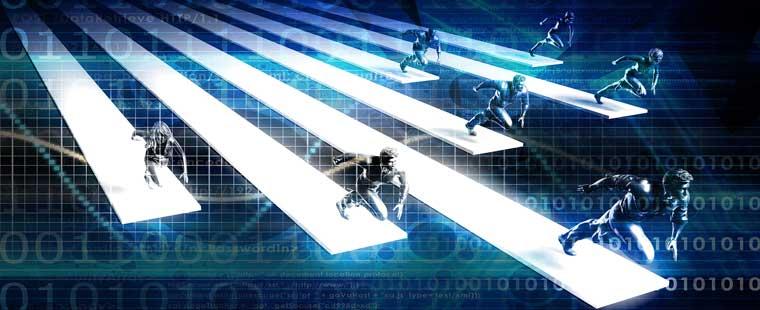 Rennen um Kundengunst - Banken verlieren den Anschluss