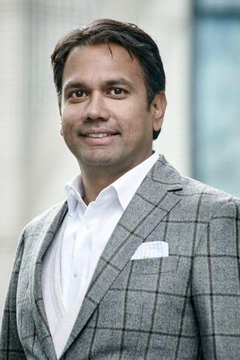 Al Lakhani, Gründer und Geschäftsführer IDEE (Identity-Provider)