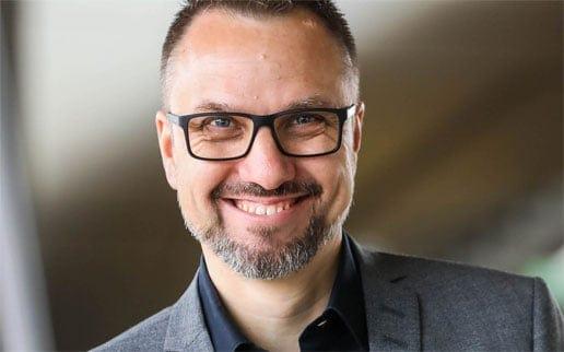 Carsten Rust, Senior Director Client Innovation EMEA Pegasystems