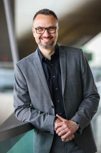 Plädiert für KI im Callcenter: Carsten Rust, Senior Director Client Innovation EMEA Pegasystems